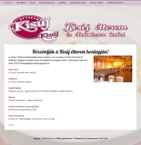 Kisúj étterem és élelmiszer üzlet