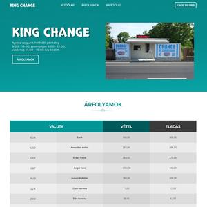 King Change